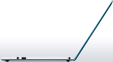 Lenovo IdeaPad U310 Ultrabook side