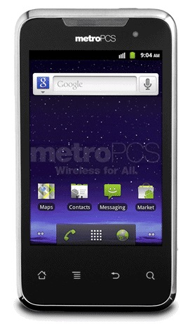 MetroPCS Huawei Activa 4G LTE Android Smartphone