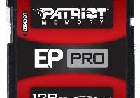 Patriot Memory EP Pro UHS-I SDHC and SDXC Memory Cards