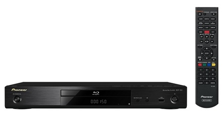 Pioneer BDP-150 3D Blu-ray Player
