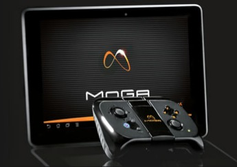 PowerA MOGA Mobile Gaming Controller tablet