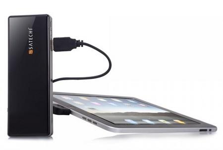 Satechi Portable Energy Station 5200mAh Portable Battery with ipad