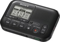 Sony ICD-LX30 Table Top Digital Voice Recorder angle