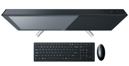 Sony VAIO L All-in-One PC with Ivy Bridge and TV Tuner top
