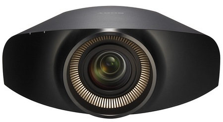 Sony VPL-VW1000ES 4K Home Theater Projector front