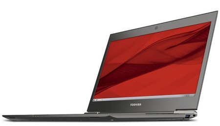 Toshiba Portege Z935 is the World's Lightest 13.3-inch Ultrabook angle