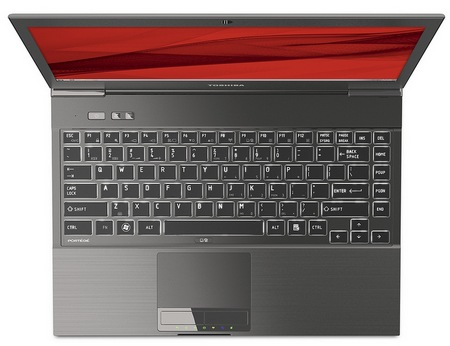 Toshiba Portege Z935 is the World's Lightest 13.3-inch Ultrabook top