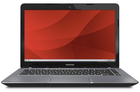 Toshiba Satellite U845 Affordable Ultrabook front