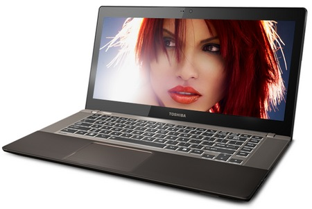 Toshiba Satellite U845W Ultrabook with a 21-9 Ultrawide Cinematic Display