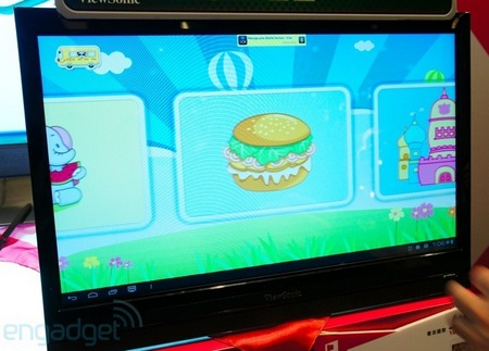 ViewSonic VCD22 22-inch Android Smart Display game