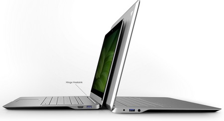 Vizio Thin + Light Ultrabooks comes in 14-inch and 15.6-inch back to back