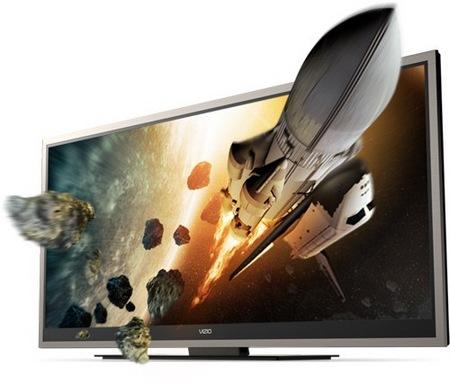 Vizio XVT Series Cinemawide 21-9 3D XVT3D580CM HDTV 1