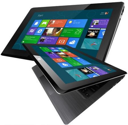 Asus TAICHI Dual-screen Windows 8 Notebook Tablet Hybrid 2