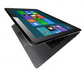 Asus TAICHI Dual-screen Windows 8 Notebook Tablet Hybrid