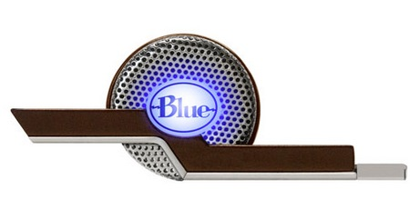 Blue Tiki USB Noise-canceling Microphone side