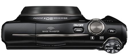FujiFilm FinePix F800EXR 20x Zoom Camera with WiFi top