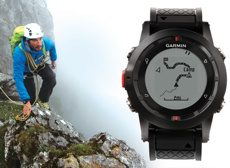 Garmin fenix GPS Watch for Outdoorsmen 1