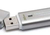 Kingston DataTraveler Locker+ G2 Secure USB Flash Drive