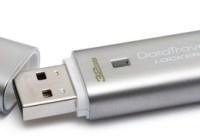 Kingston DataTraveler Locker+ G2 Secure USB Flash Drive