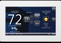 Lennox icomfort WiFi Touchscreen Thermostat