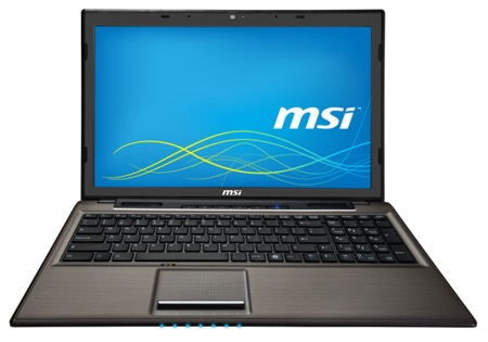 MSI CX61 and CR61 Multimedia Notebooks