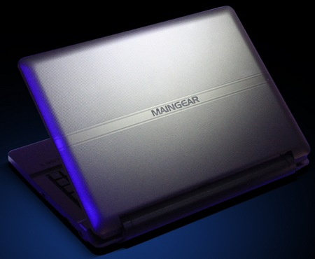 MainGear Pulse 11 Ultraportable Gaming Notebook gets Ivy Bridge lid