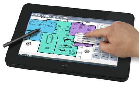 Motion Computing CL910 Tablet PC for Business touch pen