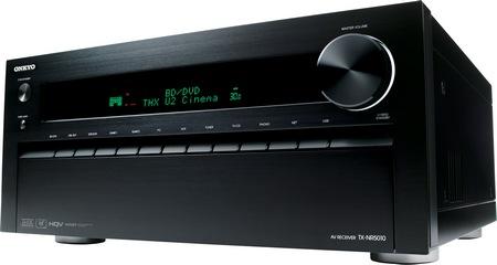 Onkyo TX-NR5010, TX-NR3010 and TX-NR1010 Network AV Receivers