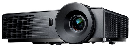 Optoma DS339, DX339 and DW339 Projectors front
