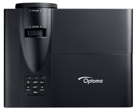 Optoma DS339, DX339 and DW339 Projectors top