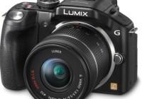 Panasonic LUMIX DMC-G5 Micro43 Mirrorless Camera
