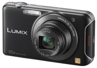 Panasonic Lumix DMC-SZ5 Digital Camera gets 10x zoom, WiFi and DLNA