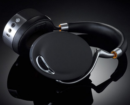 Parrot ZIK Touch-Control Bluetooth Headphones with Active Noise Cancellation 4