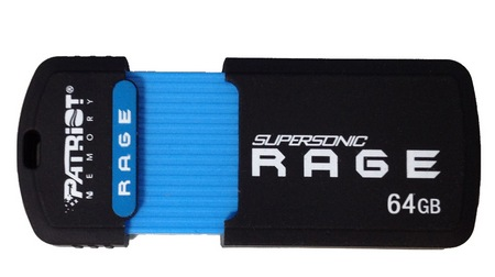 Patriot Memory Supersonic Rage XT USB 3.0 Flash Drive 1