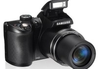 Samsung WB100 Digital Camera with 26x Optical Zoom