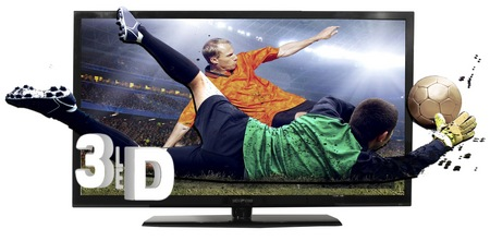Sceptre E465BV-FHDD 46-inch 3D LED HDTV