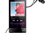 Sony Walkman NWZ-F800 Series Android 4.0 Portable Media Player