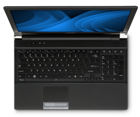 Toshiba Tecra R950 Notebook for Small Businesses top