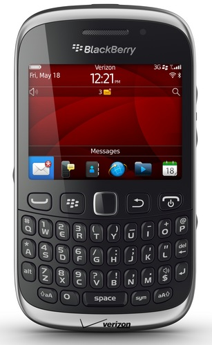 Verizon BlackBerry Curve 9310 Smartphone