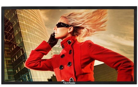 ViewSonic CDP4235T, CDP4635T and CDP6530T Large Format Interactive Commercial Displays 1
