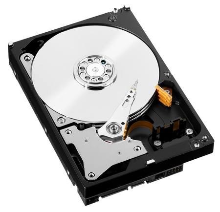 Western Digital Red Series Hard Drives for NAS