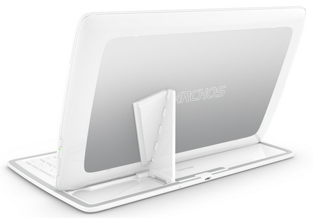 Archos 101 XS Android Tablet with Magnetic Coverboard stand