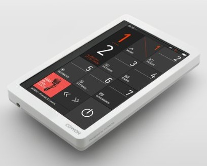 Cowon X9 Portable Media Player does 110 Hours of Music Playback