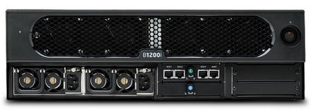 Drobo B1200i SSD Storage System back