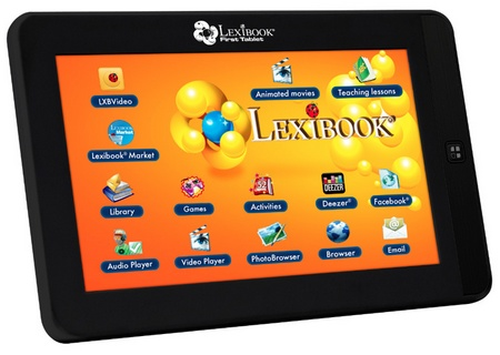 Lexibook Tablet Education Tablet for Kids