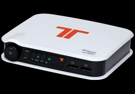 Mad Catz TRITTON PRO+ 5.1 Surround Headset Dolby Digital box