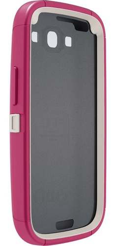 OtterBox Defender Series Case for Samsung Galaxy S III blush