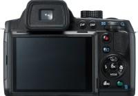 Pentax X-5 Digital Camera with 26x Long Zoom back