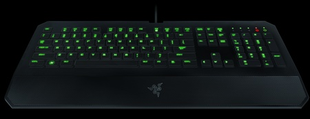 Razer DeathStalker gaming keyboard 1