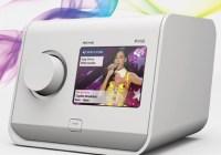 Revo PiXiS Digital Radio with Touchscreen white